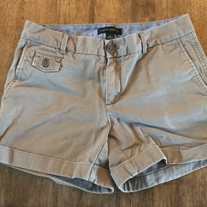 Banana Republic women's khaki shorts
